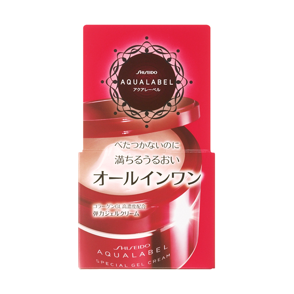 スペシャルジェルクリーム / 90g / ほのかなローズミストの香り