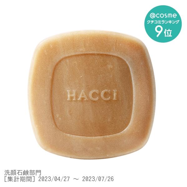 HACCI 1912 はちみつ洗顔石鹸 / 通常品 / 80g