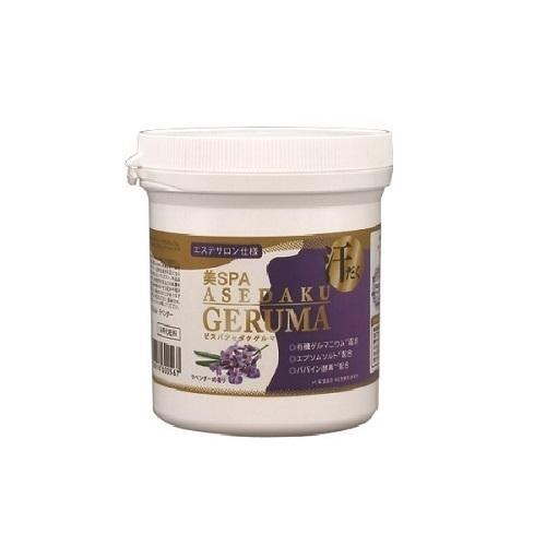 ASEDAKU GERUMA ラベンダー / 400g / ラベンダーの香り