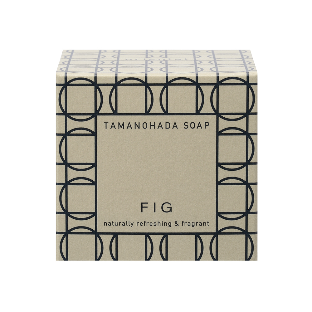 TAMANOHADA SOAP FIG / 125g