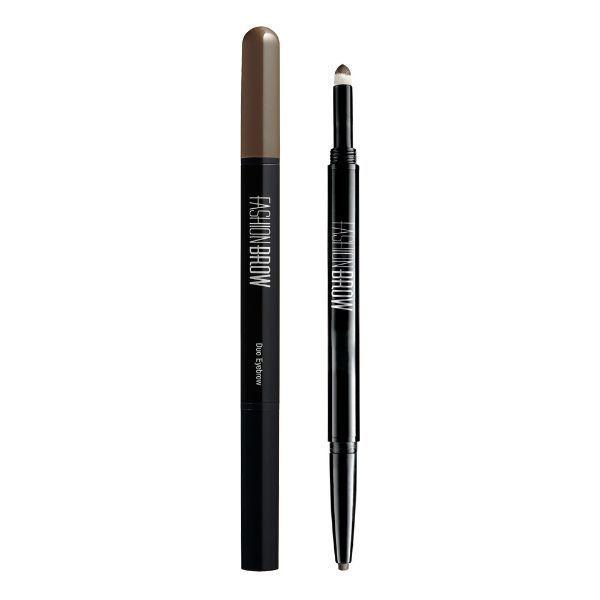 ファッションブロウ スリム&ソフト / BR-1 自然な濃茶色 / ペンシル:0.5g パウダー:0.11g