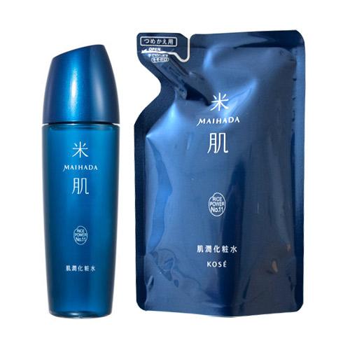 肌潤化粧水(本体)+詰め替えセット / セット / 120ml+110ml