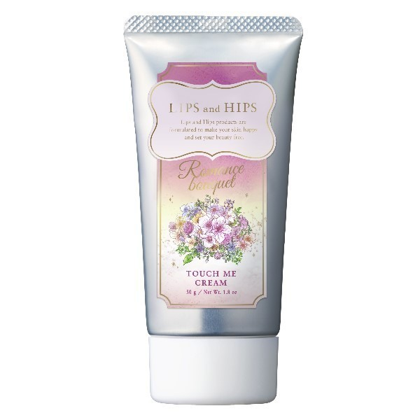 TOUCH ME CREAM ROMANCE BOUQUET / 50g / ロマンスブーケの香り