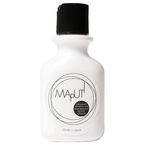 オーガニックフレグランスホワイトクリーム MAPUTI / 100mL