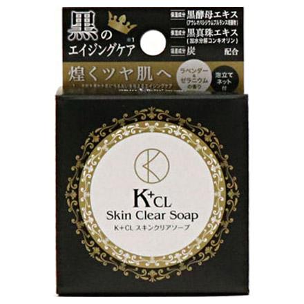 K+CLスキンクリアソープ トライアル / 7g