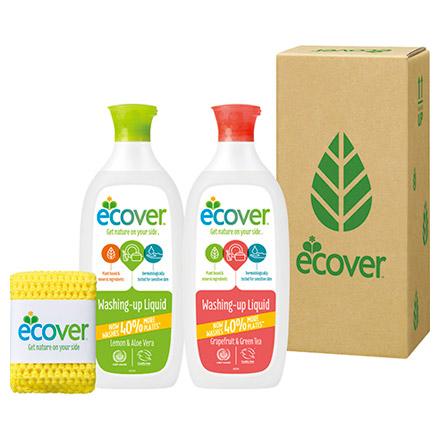 ECOVER 洗剤ギフト