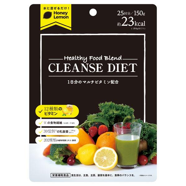 クレンズダイエット ハニーレモン / 150g / ハニーレモン味