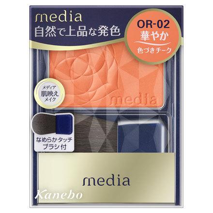 ブライトアップチークN / OR-02 / 3.0g
