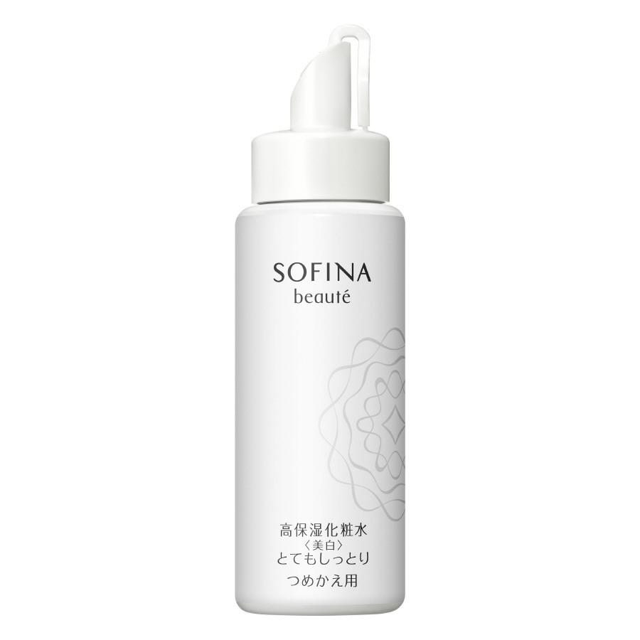高保湿化粧水<美白> とてもしっとり / つめかえ / 130g