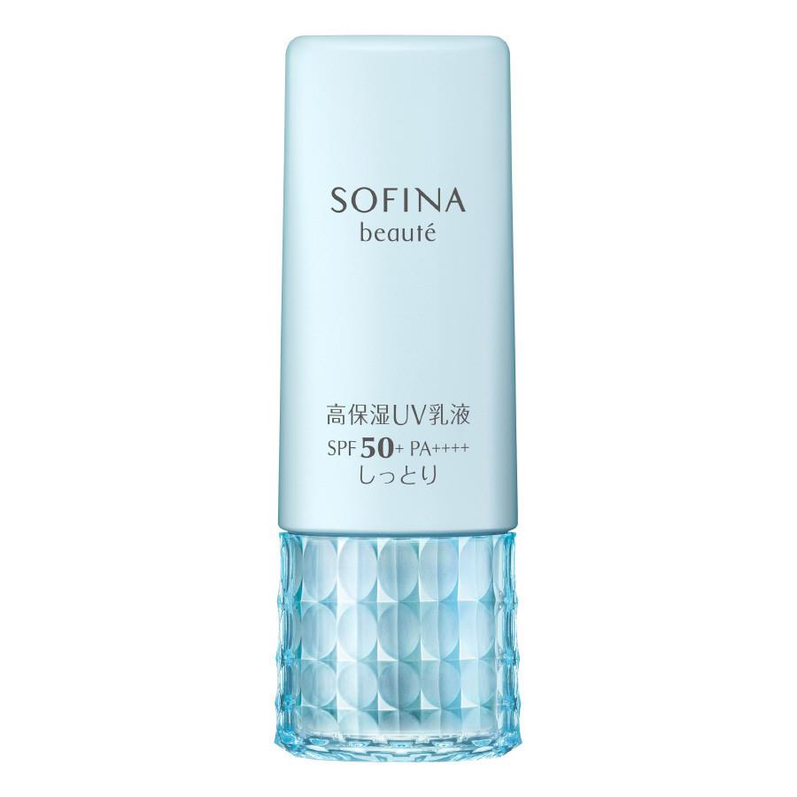 高保湿 UV 乳液 しっとり(SPF50+/PA++++) / 30g