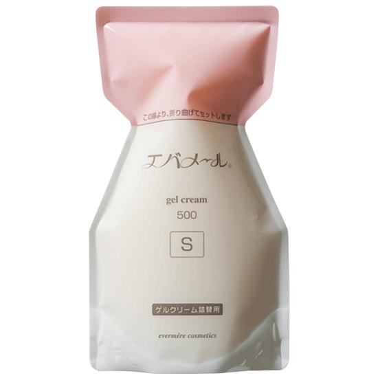 エバメール ゲルクリーム / 詰替 / 500g