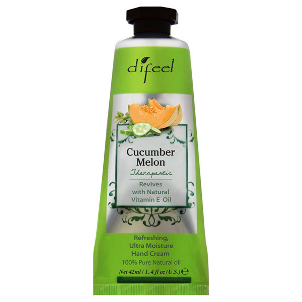 CUCUMBER MELON Natural Hand Cream / 42ml