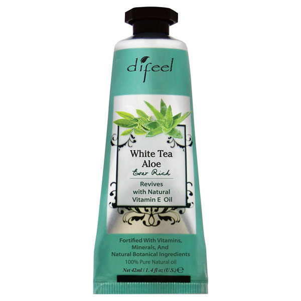 WHITE TEA&ALOE Natural Hand Cream / 42ml