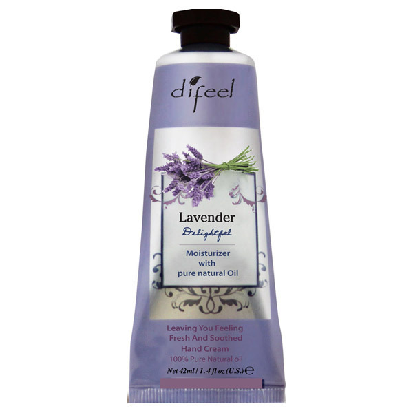 LAVENDER Natural Hand Cream / 42ml