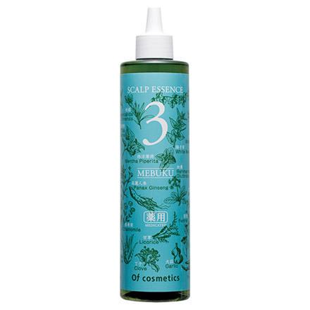 薬用スキャルプエッセンス・3 / リフィル / 300ml / シトラスの香り