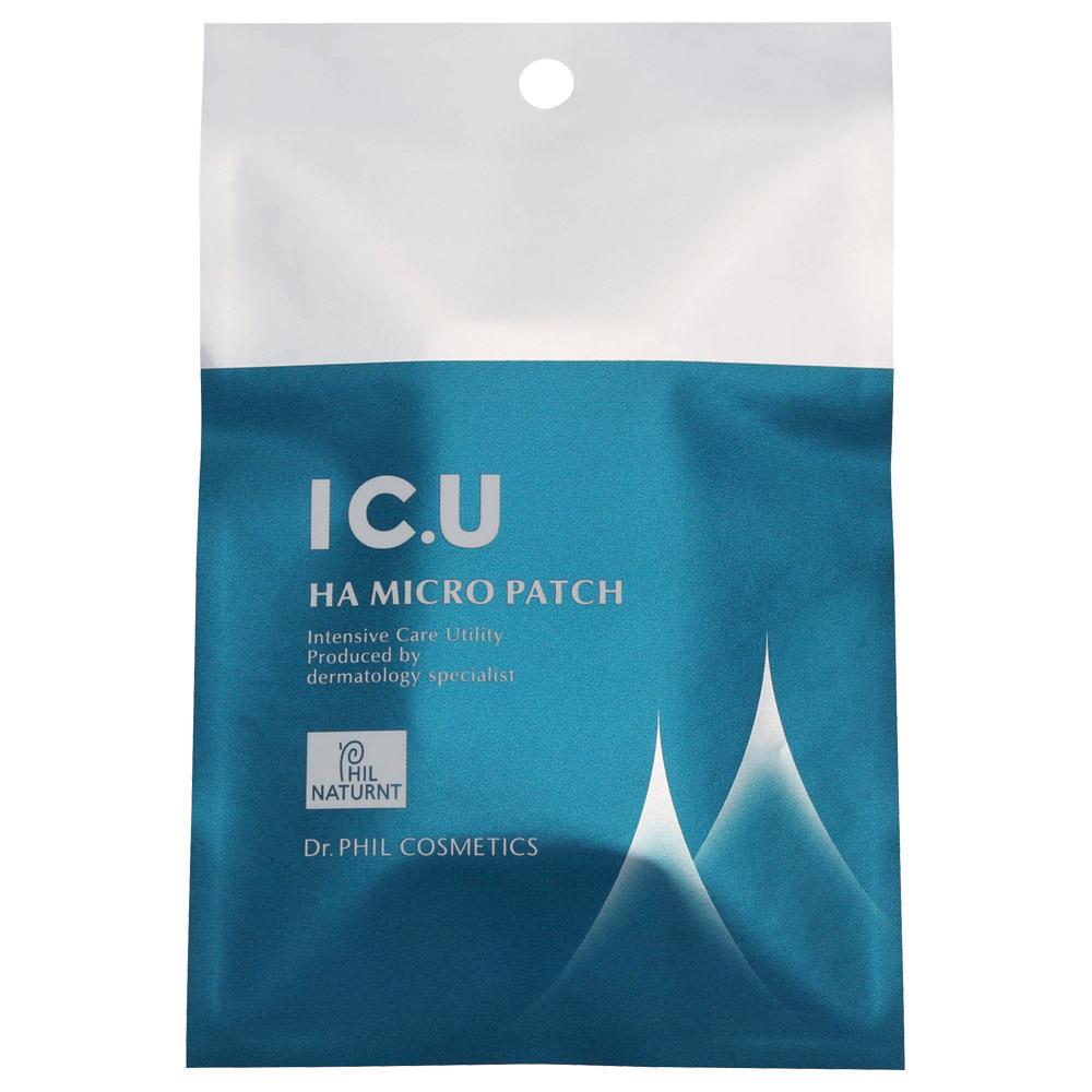 IC.U HA マイクロパッチ / 1袋2枚入(1回分) / 無香料