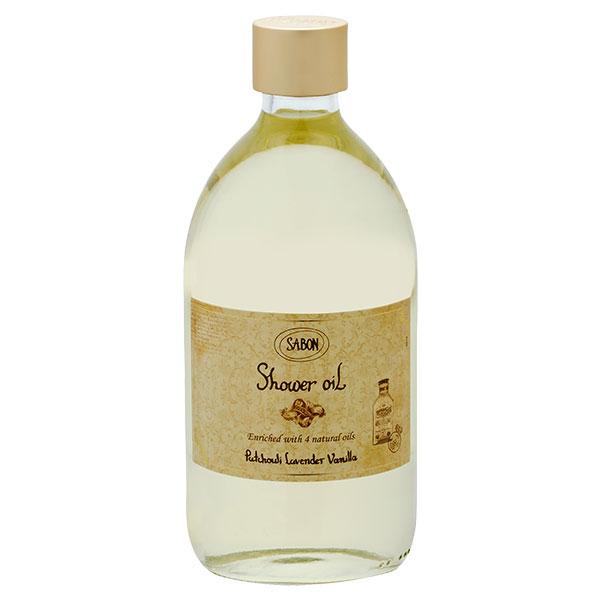 シャワーオイル パチュリ・ラベンダー・バニラ / 500ml