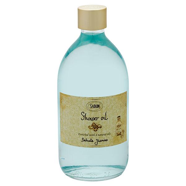 シャワーオイル デリケート・ジャスミン / 500ml