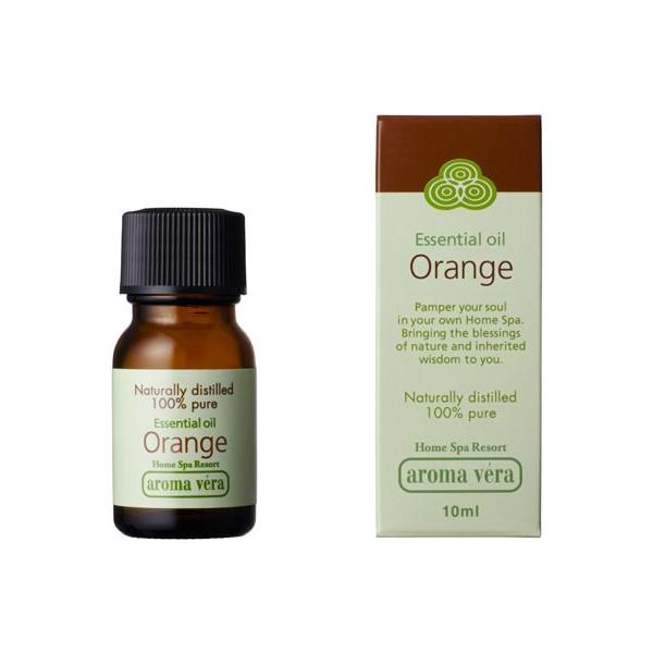 エッセンシャルオイル オレンジ / 10ml
