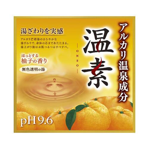 温素 柚子の香り / 15包