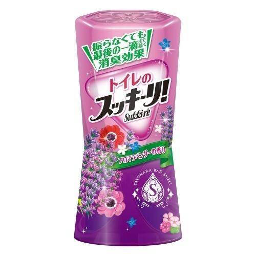 トイレのスッキーリ!Sukki-ri! / アロマラベンダー / 400ml
