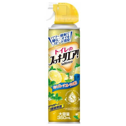 トイレのスッキーリエア!Sukki-riea! / ミントグレープフルーツ / 350ml
