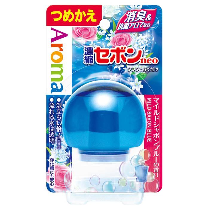 濃縮セボンAROMA / つめかえ ブルー / 80g