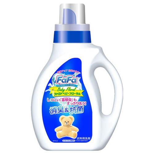 ファーファ液体洗剤 ベビーフローラル / 本体 / 900ml
