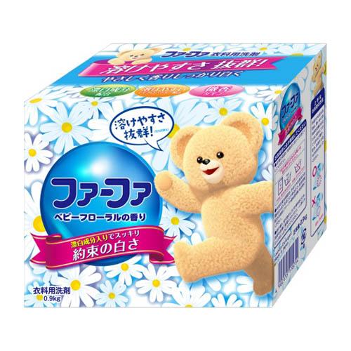 ファーファコンパクト洗剤 / 900g