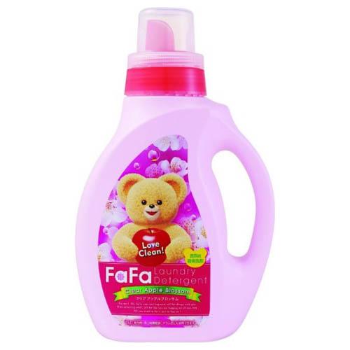 ファーファ液体洗剤クリアアップルブロッサム / 1kg