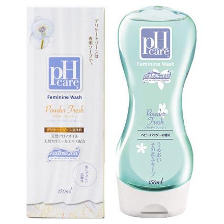 フェミニンウォッシュ パウダーフレッシュ / 150ml / ベビーパウダーの香り