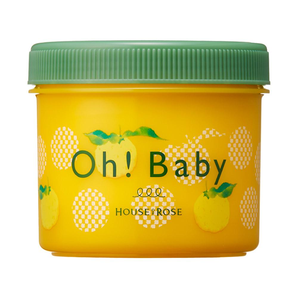 Oh! Baby ボディ スムーザー YZ(ゆずの香り) / 350g / ゆずの香り