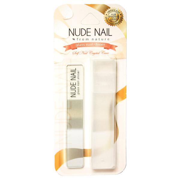 NUDE NAIL Glass nail shiner