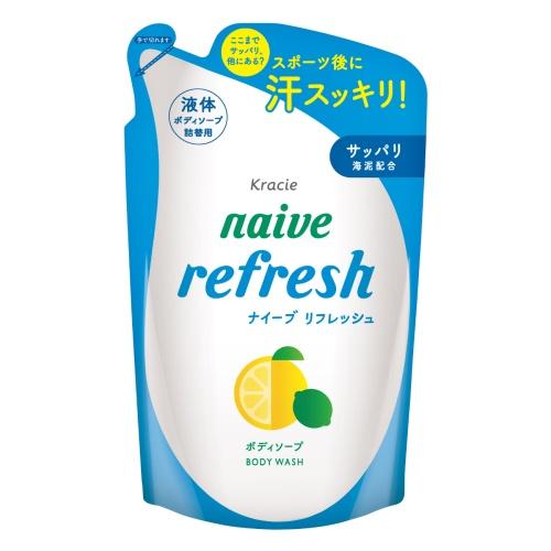 リフレッシュボディソープ (海泥配合) / 詰替用 / 380ml