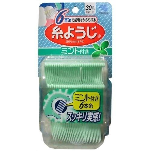 糸ようじ ミントフレーバー / 30本