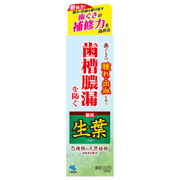 生葉(しょうよう)b / 100g