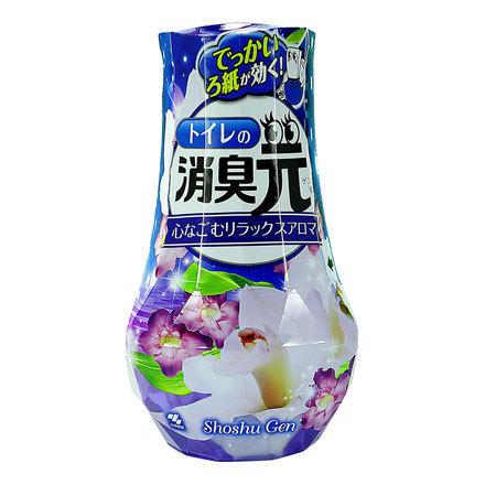 トイレの消臭元 / 心なごむリラックスアロマ / 400ml