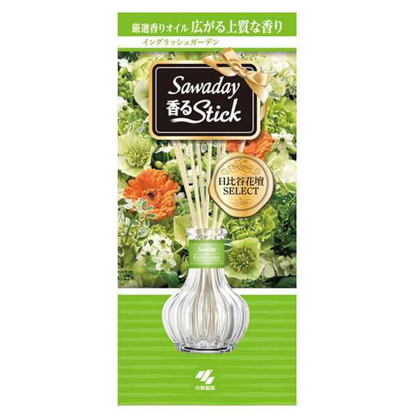 Sawaday香るStick / 日比谷花壇イングリッシュガーデン / 70ml