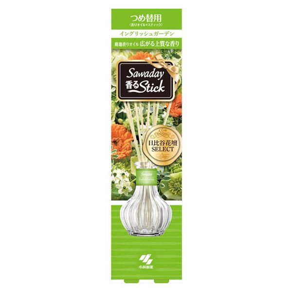 Sawaday香るStick / 詰め替え / 70ml / イングリッシュガーデン