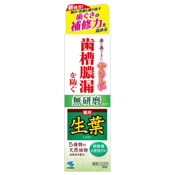 生葉(しょうよう)無研磨タイプ / 95g