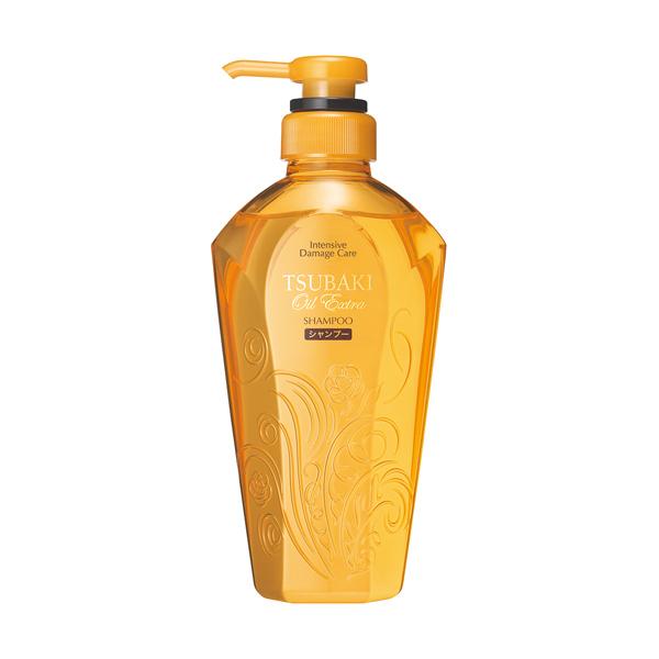 オイルエクストラ シャンプー(スムースダメージケア) / 450mL / 自然の恵みを感じ、心華やぐ花々の香り