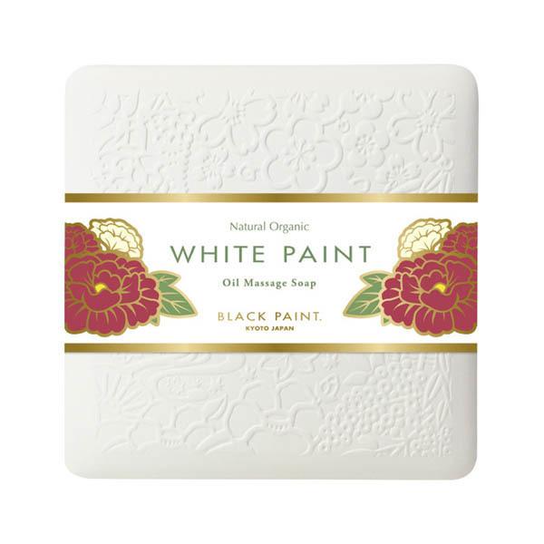 プレミアムホワイトペイント / ハーブ系の自然な香り / 白色 / 60g