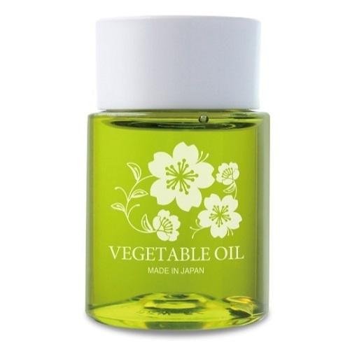 ベジタブルオイル / 緑系色 / 50ml / 爽やかなフローラル系の香り