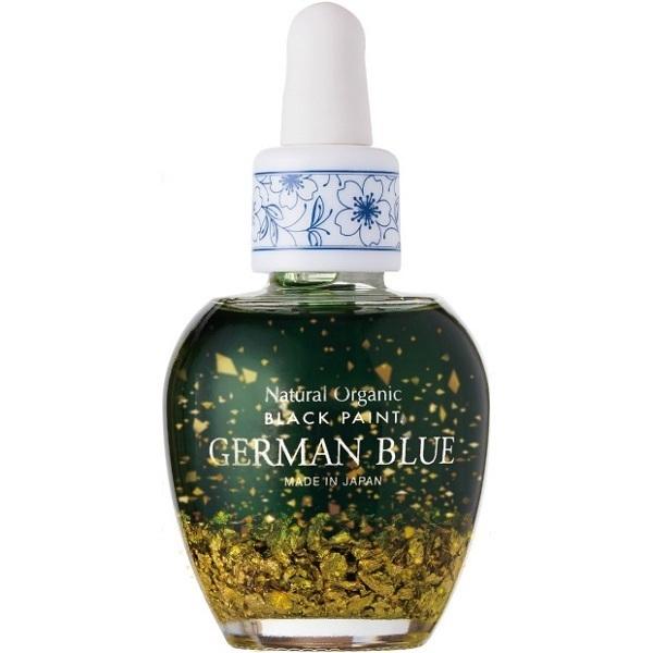 プレミアムジャーマンブルーゴールド / 緑系色 / 50ml / 森林の香り