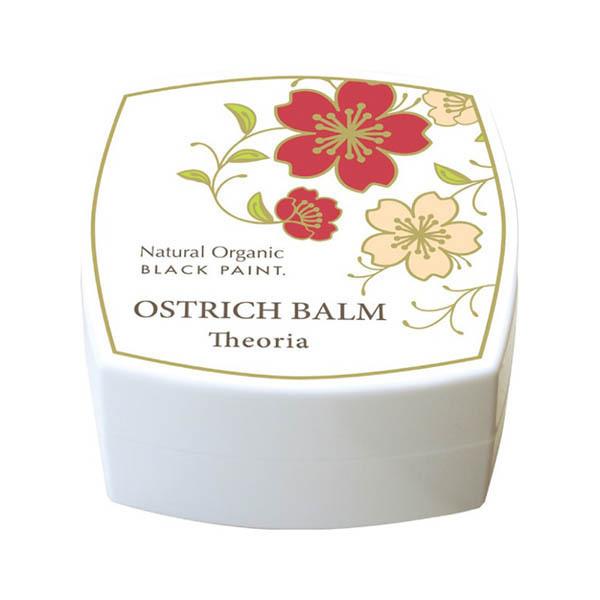 オーストリッチバーム テオリア / 淡黄色 / 25g / フローラル系の香り