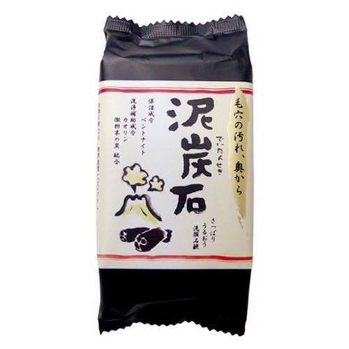 泥炭石 洗顔石鹸 / 100g