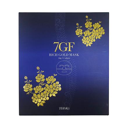 7GF 濃密リッチGマスク / 本体 / 5枚