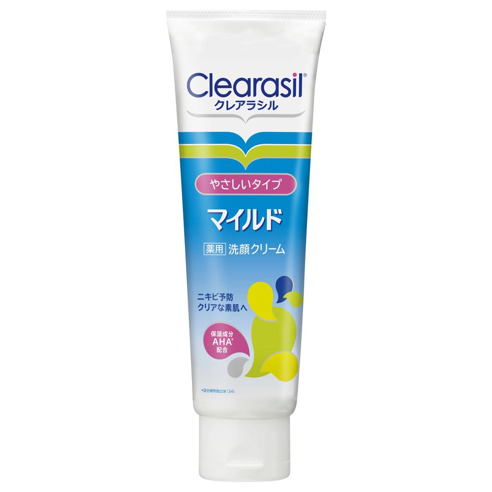 薬用洗顔クリームマイルドタイプ / 120g