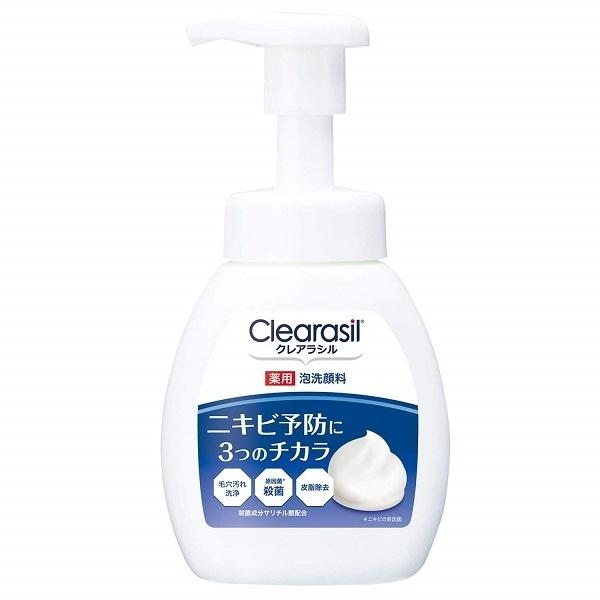 薬用泡洗顔フォーム10x / 200ml