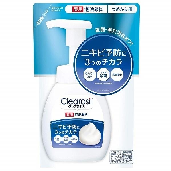 薬用泡洗顔フォーム10x / 詰替 / 180ml